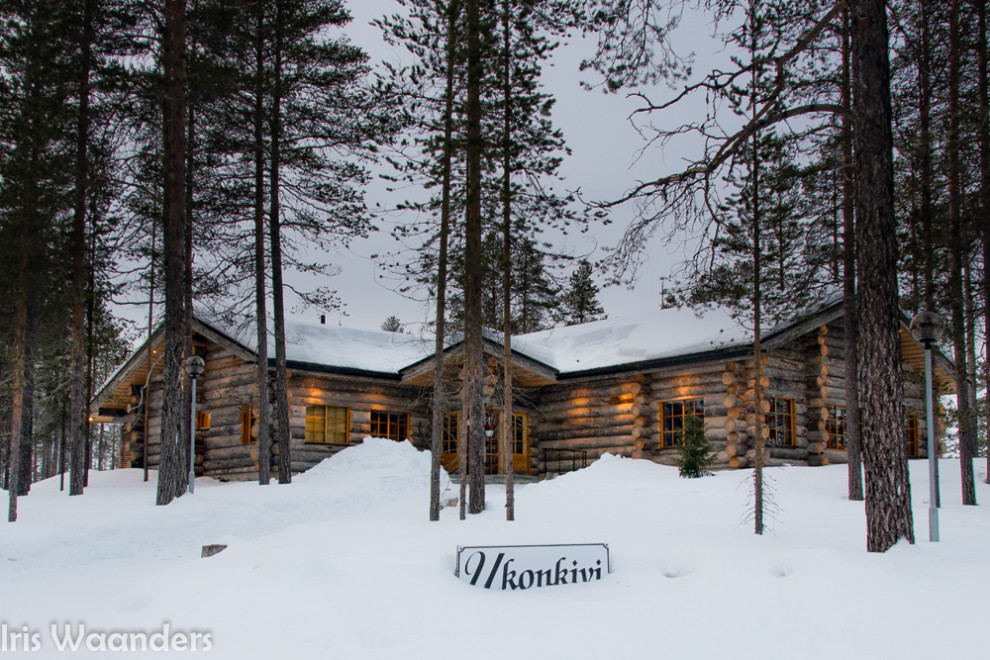 Oivangin lodge